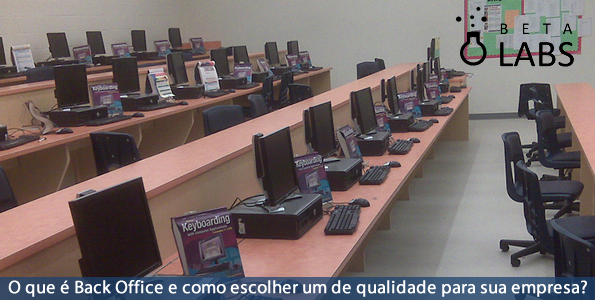 foto do backoffice
