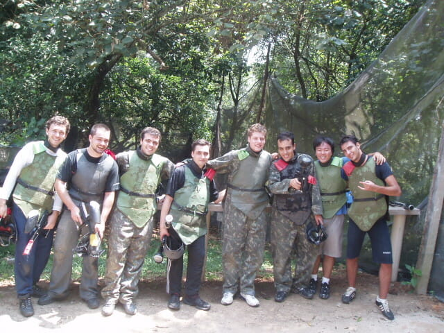 Paintball 2013