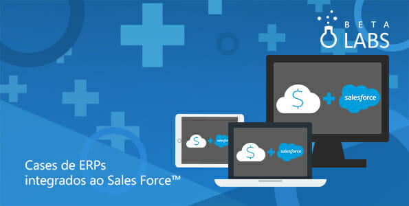 CASES DE ERPs INTEGRADOS AO SALESFORCE