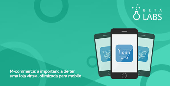 banner do artigo sobre mobile commerce