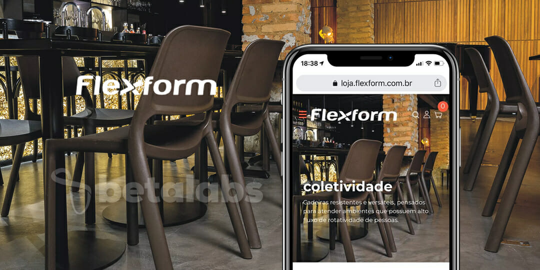 Case Flexform – Como evoluir seu E-commerce